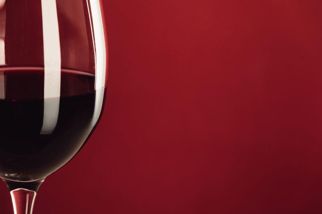 Rotwein Symbolbild